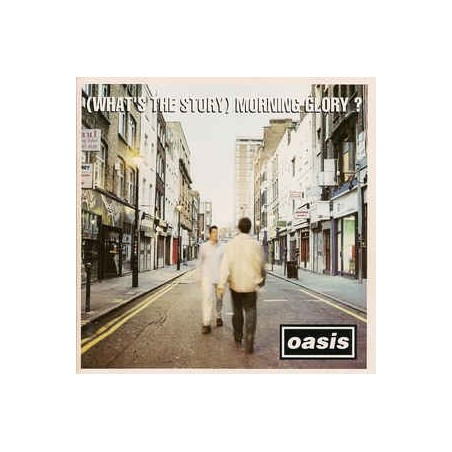 OASIS - (What's The Story) Morning Glory LP