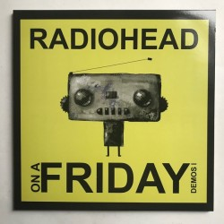 RADIOHEAD - On A Friday Demos 1 LP