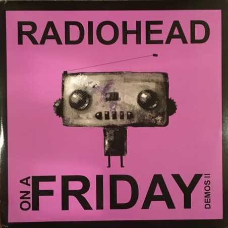 RADIOHEAD - On A Friday Demos 2 LP