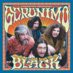 GERONIMO BLACK - Freak Out Phantasia LP