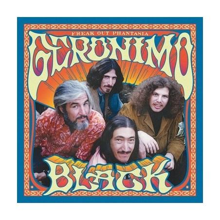 GERONIMO BLACK - Freak Out Phantasia LP+CD