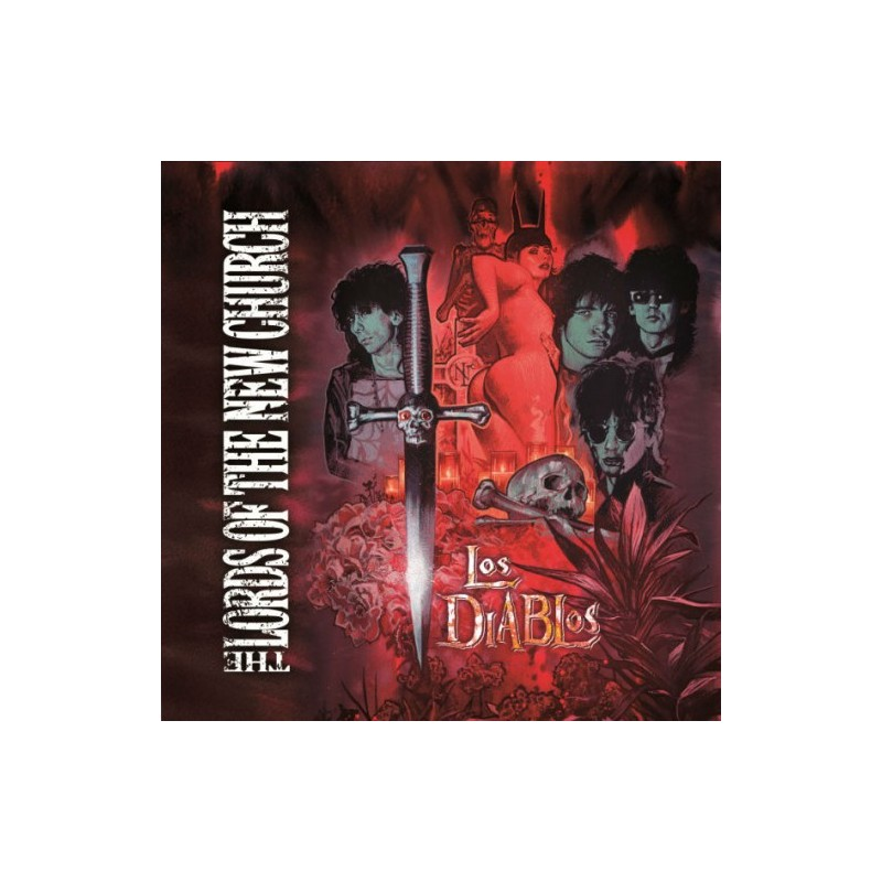 LORDS OF THE NEW CHURCH - Los Diablos LP