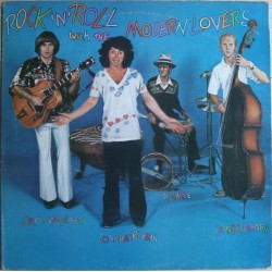 MODERN LOVERS - Rock'n'Roll With The Modern Lovers LP