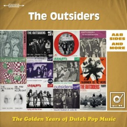 OUTSIDERS - The Golden Years Of Dutch Pop Music (A&B Sides And More) LP