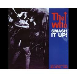 THE WHO –  Smash It Up LP