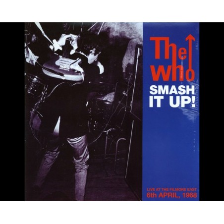 THE WHO ‎–  Smash It Up LP