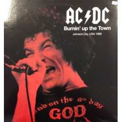 AC/DC - Burnin´up the Town LP