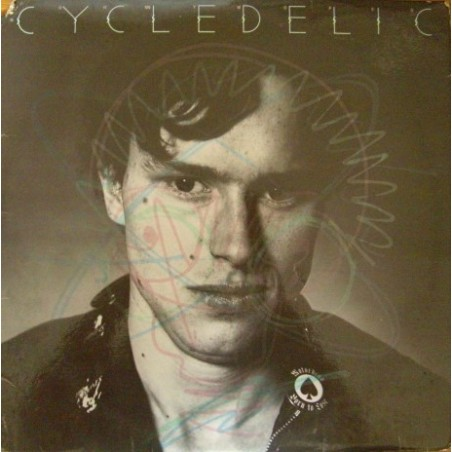 JOHNNY MOPED - Cycledelic  LP