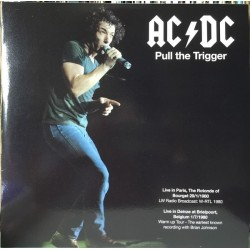 AC/DC - Pull The Trigger LP