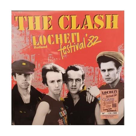 THE CLASH - Lochem Festival '82 LP