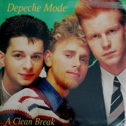 DEPECHE MODE - A Clean Break LP