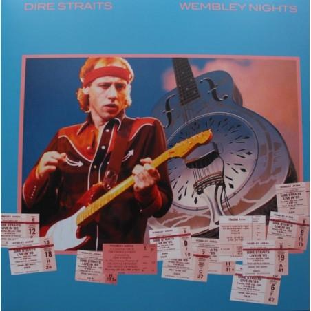 DIRE STRAITS - Wembley Nights LP