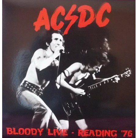 AC/DC - Bloody Live, Reading '76 LP