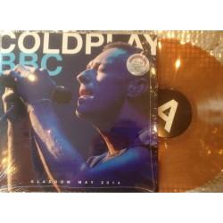COLDPLAY - B.B.C. Glasgow May 2014 LP