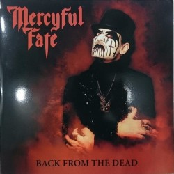 MERCYFUL FATE - Back From The Dead LP