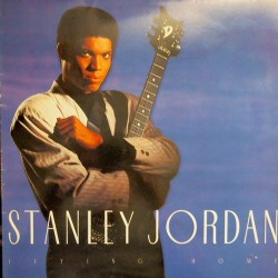 STANLEY JORDAN - Flying Home LP