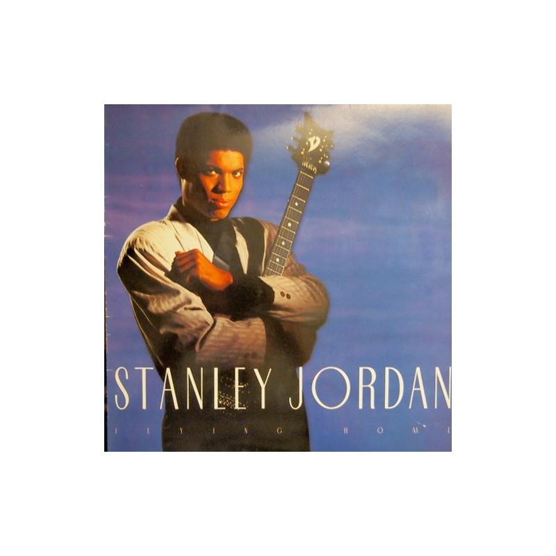 STANLEY JORDAN - Flying Home LP