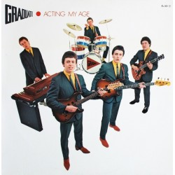GRADUATE - Acting My Age LP