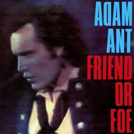 ADAM ANT - Friend Or Foe LP (Original)