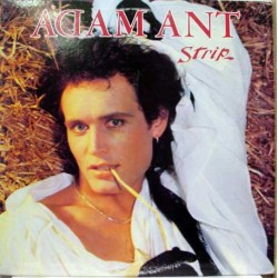 ‎ ‎ADAM ANT - Strip LP