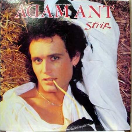 ADAM ANT - Strip LP (Original)
