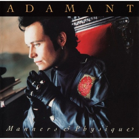 ADAM ANT - Manners & Physique LP (Original)