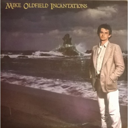 MIKE OLDFIELD - Incantations LP (Original)