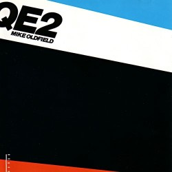 MIKE OLDFIELD - QE2  LP (Original)