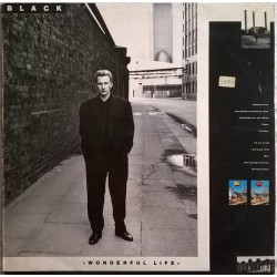 BLACK - Wonderful Life LP