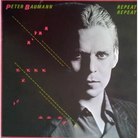 PETER BAUMANN - Repeat Repeat LP (Original)