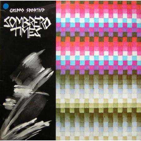 GRUPPO SPORTIVO - Sombrero Times LP (Original)