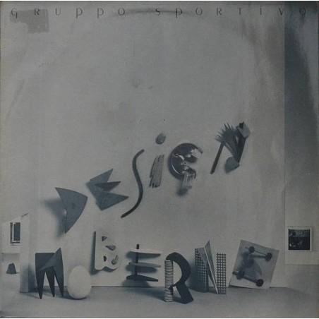 GRUPPO SPORTIVO - Design Moderne LP (Original)