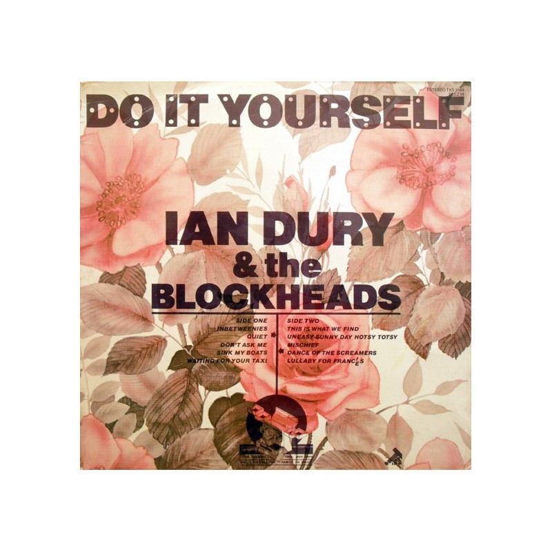 IAN DURY & THE BLOCKHEADS - Do It Yourself