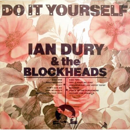IAN DURY & THE BLOCKHEADS - Do It Yourself LP