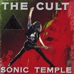 THE CULT - Sonic Temple LP Deluxe