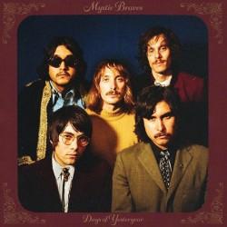 MYSTIC BRAVES - Days of Yesteryear LP
