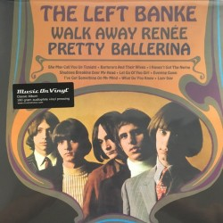 LEFT BANKE - Walk Away Renée / Pretty Ballerina LP