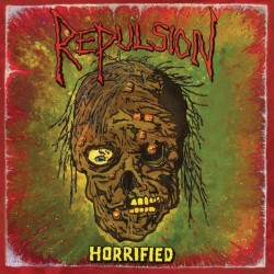REPULSION - Horrified LP