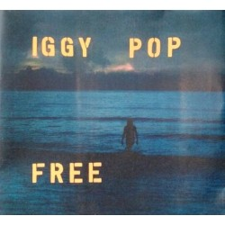 IGGY POP - Free LP