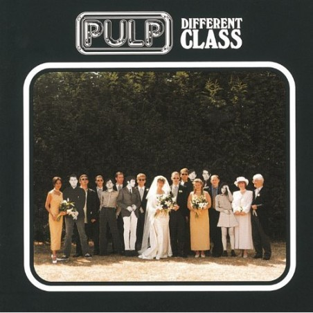 PULP - Different Class LP