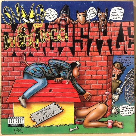 SNOOP DOGGY DOG - Doggystyle LP