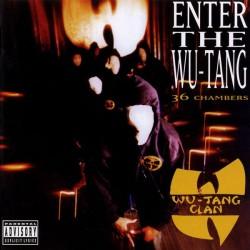 WU-TANG CLAN - Enter The Wu-Tang (36 Chambers) LP