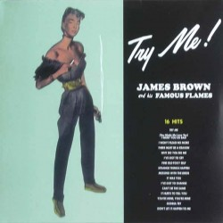 JAMES BROWN - Try Me LP