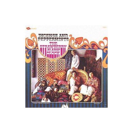 STRAWBERRY ALARM CLOCK - Incense And Peppermints LP