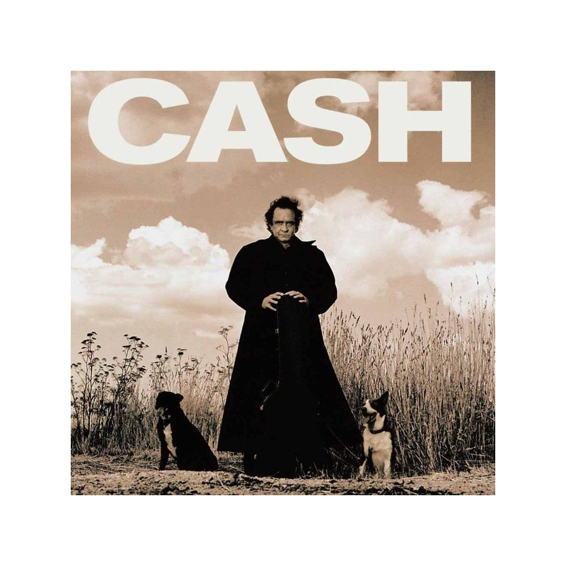 ‎ ‎‎JOHNNY CASH ‎– American Recordings LP