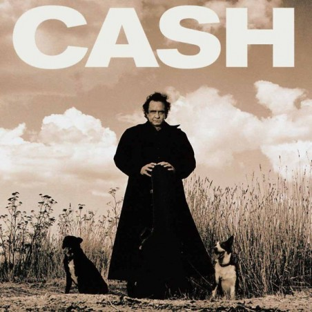 JOHNNY CASH ‎– American Recordings LP