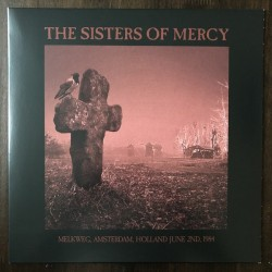 SISTERS OF MERCY ‎– Melkweg, Amsterdam, 1984 LP