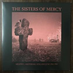SISTERS OF MERCY – Melkweg, Amsterdam, 1984 LP