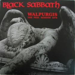 BLACK SABBATH - Walpurgis - The Peel Session 1970 LP