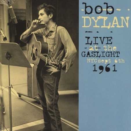 BOB DYLAN - Live At The Gaslight, NYC, 1961 LP